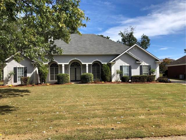 3307 Tifton Lane, OPELIKA, AL 36804 (MLS #142922) :: Crawford/Willis Group