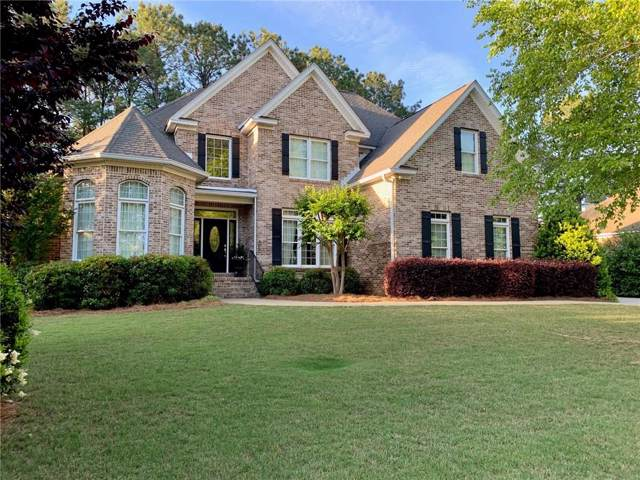 589 Merimont Boulevard, AUBURN, AL 36830 (MLS #143015) :: Crawford/Willis Group