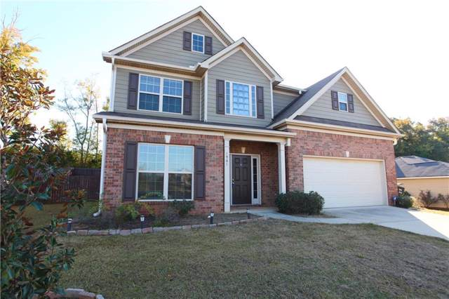 1901 Creekstone Drive, OPELIKA, AL 36804 (MLS #143029) :: Crawford/Willis Group