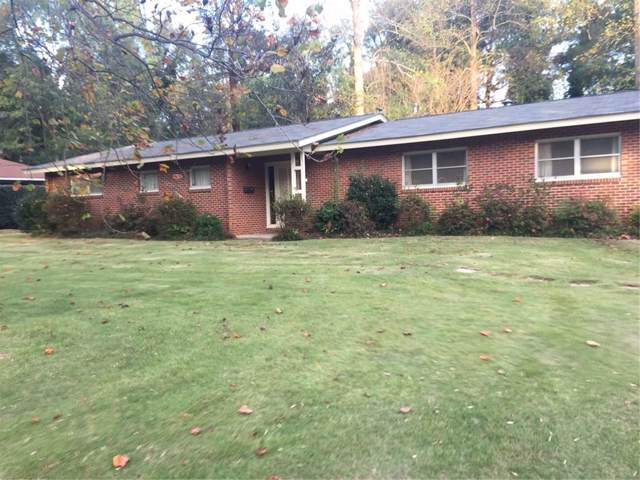 615 Forestdale Drive, AUBURN, AL 36830 (MLS #143068) :: The Brady Blackmon Team