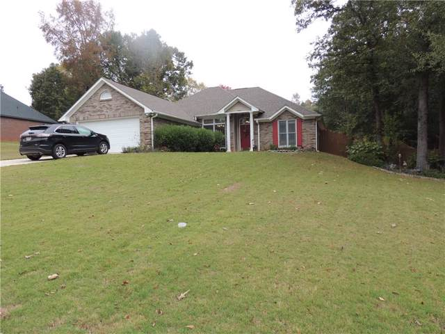 1690 Piedmont Drive, AUBURN, AL 36830 (MLS #143123) :: Crawford/Willis Group
