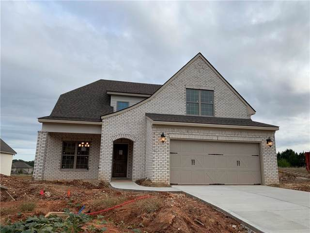 168 Vineyard Court, AUBURN, AL 36830 (MLS #143133) :: Crawford/Willis Group