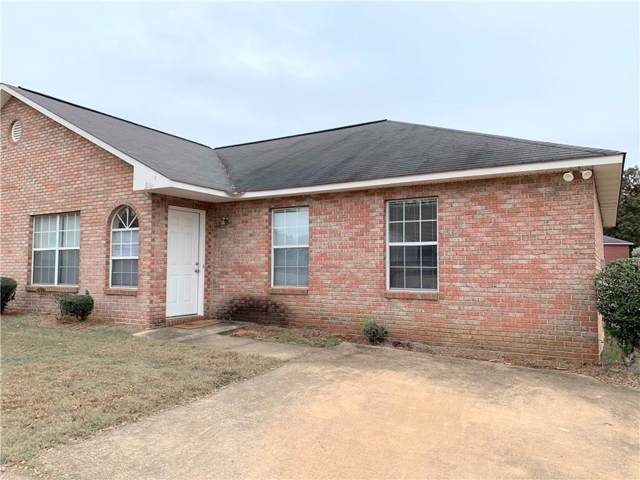 316 E Veterans Boulevard, AUBURN, AL 26832 (MLS #143166) :: The Brady Blackmon Team