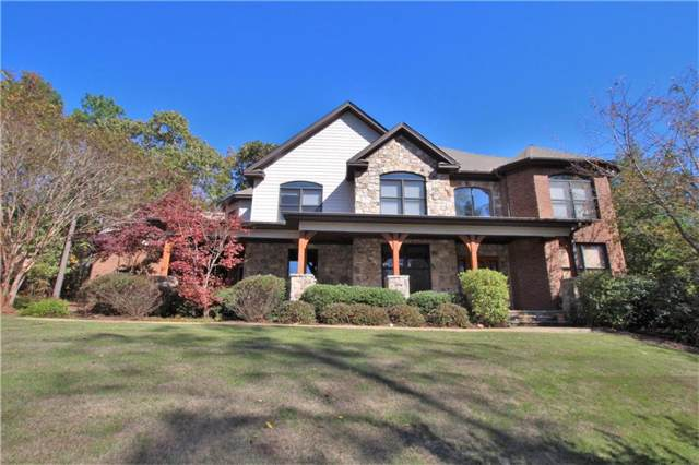 1738 Stratford Lane, OPELIKA, AL 36804 (MLS #143200) :: The Brady Blackmon Team