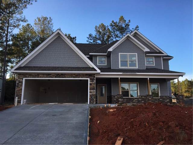 52 Lee Road 2215, CUSSETA, AL 36852 (MLS #143217) :: Crawford/Willis Group