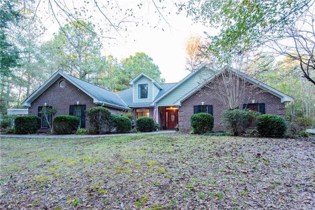 1100 Lee Road 852, OPELIKA, AL 36804 (MLS #143271) :: The Mitchell Team