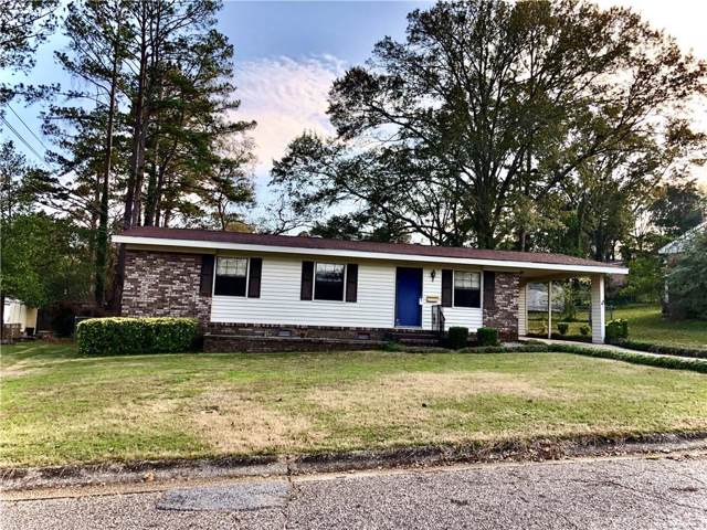511 Holly Drive, EUFAULA, AL 36027 (MLS #143504) :: Crawford/Willis Group