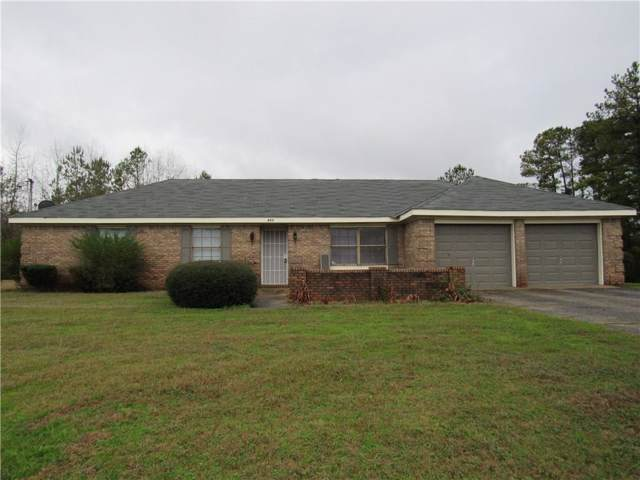 455 E Mindingall Road NE #1, TUSKEGEE, AL 36083 (MLS #143544) :: Crawford/Willis Group