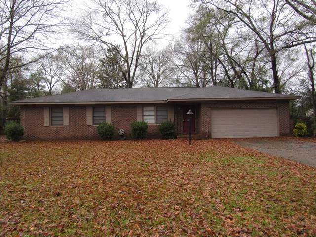 106 S Akin Drive, TUSKEGEE, AL 36083 (MLS #143586) :: The Brady Blackmon Team