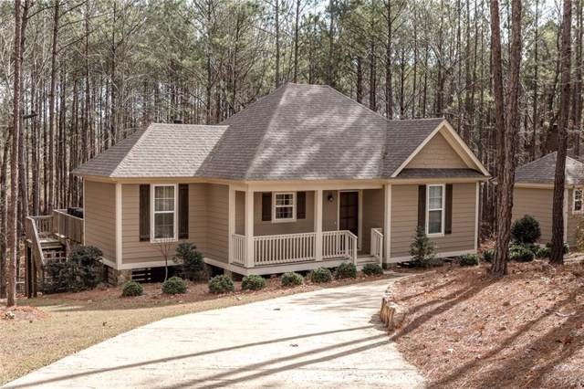 159 Village Circle, DADEVILLE, AL 36853 (MLS #143610) :: Crawford/Willis Group