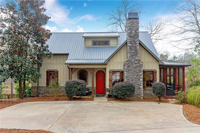 372 Craddock Drive, JACKSONS GAP, AL 36861 (MLS #143661) :: The Brady Blackmon Team