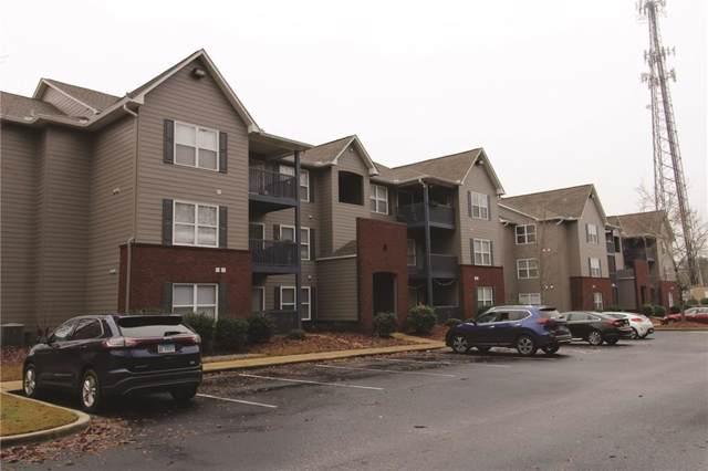 1114 S College Street #2201, AUBURN, AL 36832 (MLS #143687) :: The Brady Blackmon Team