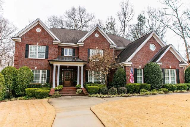 1489 Arrowhead Circle, AUBURN, AL 36830 (MLS #143721) :: Crawford/Willis Group