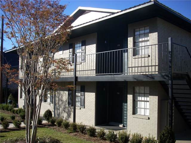 315 E Magnolia Avenue E #109, AUBURN, AL 36830 (MLS #143759) :: The Brady Blackmon Team