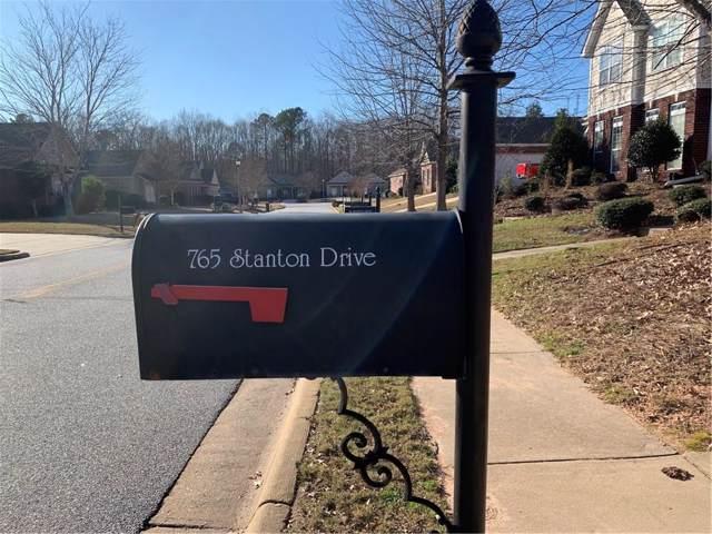 765 Stanton Drive, AUBURN, AL 36830 (MLS #143766) :: The Brady Blackmon Team