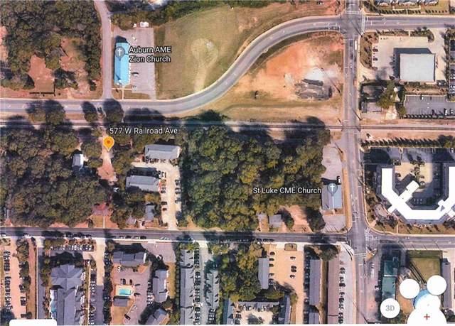 577 Railroad Avenue, AUBURN, AL 36832 (MLS #143823) :: The Brady Blackmon Team