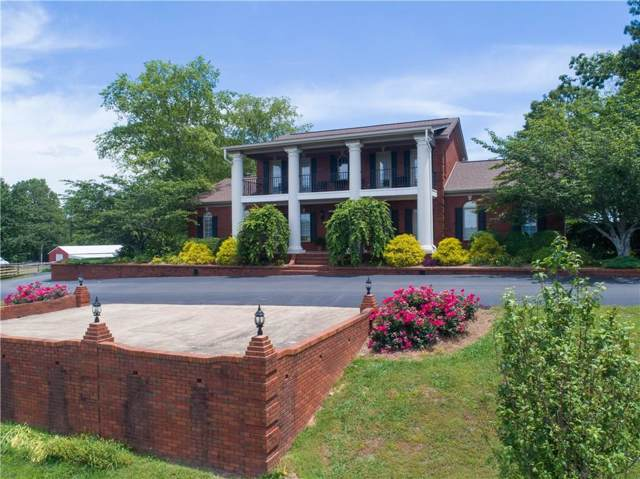 1210 County Road 870, COLLINSVILLE, AL 35961 (MLS #143883) :: Crawford/Willis Group