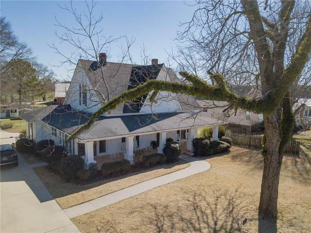 1025 County Road 229, FIVE POINTS, AL 36855 (MLS #144122) :: The Mitchell Team