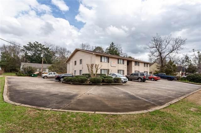 522 N Donahue Drive #7, AUBURN, AL 36832 (MLS #144136) :: Crawford/Willis Group