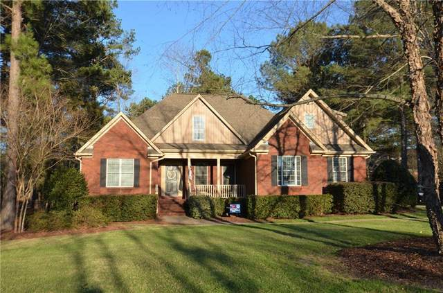 2174 Brenton Lane, AUBURN, AL 36830 (MLS #144299) :: Crawford/Willis Group
