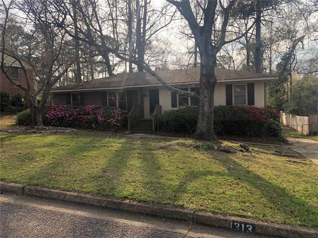 1313 Sycamore Drive, AUBURN, AL 36830 (MLS #144521) :: The Brady Blackmon Team