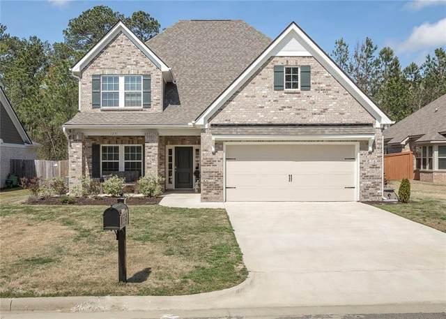1231 Weatherford Street, AUBURN, AL 36830 (MLS #144551) :: Crawford/Willis Group