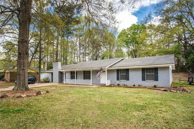 1522 Terrace Court, OPELIKA, AL 36801 (MLS #144594) :: The Brady Blackmon Team