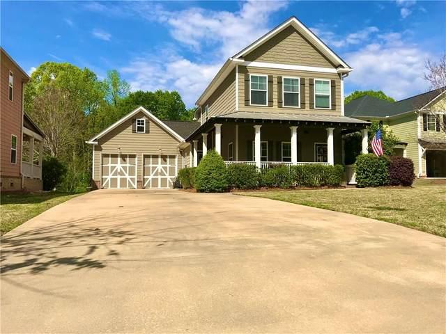 1493 Reynolds Drive, AUBURN, AL 36830 (MLS #144707) :: Crawford/Willis Group