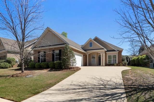 637 Carpenter Way, AUBURN, AL 36830 (MLS #144717) :: Crawford/Willis Group