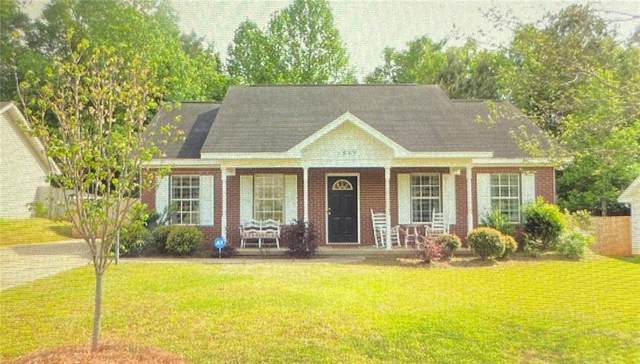 1029 Pleasant Avenue, AUBURN, AL 36832 (MLS #144772) :: Crawford/Willis Group