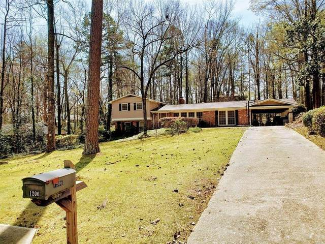1206 Old Mill Road, AUBURN, AL 36830 (MLS #144781) :: Crawford/Willis Group