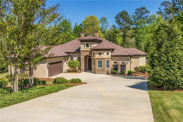 1558 Club Creek Court, AUBURN, AL 36830 (MLS #144794) :: Crawford/Willis Group