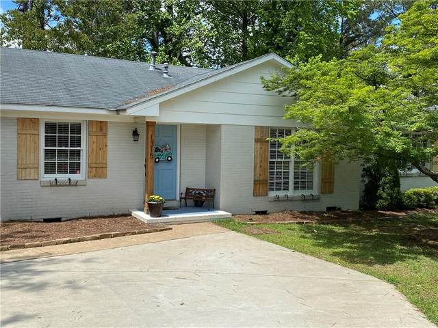 1315 N College Street, AUBURN, AL 36830 (MLS #144959) :: Crawford/Willis Group
