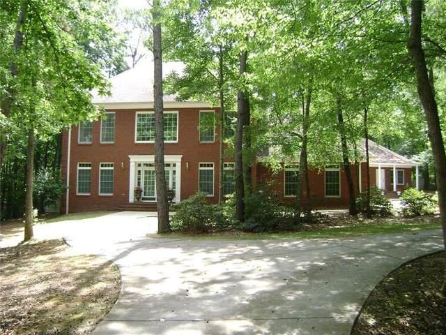 877 Moores Mill Drive, AUBURN, AL 36830 (MLS #145063) :: Crawford/Willis Group
