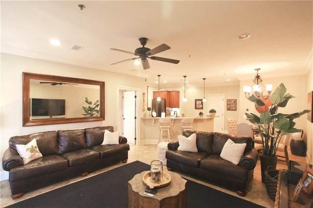 234 W Magnolia Avenue #304, AUBURN, AL 36830 (MLS #145138) :: Crawford/Willis Group