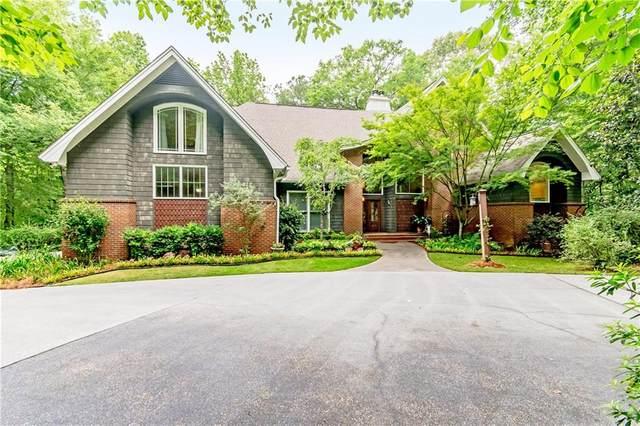 300 Shady Springs Drive, AUBURN, AL 36830 (MLS #145246) :: Crawford/Willis Group