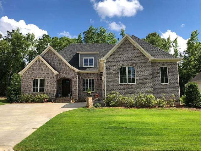 1607 Club Creek Drive, AUBURN, AL 36830 (MLS #145282) :: The Mitchell Team
