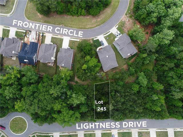 381 Lightness Drive, AUBURN, AL 36832 (MLS #145336) :: Crawford/Willis Group