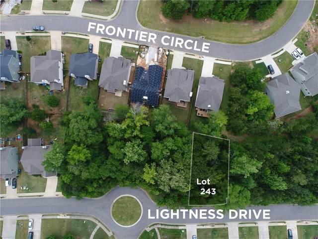 377 Lightness Drive, AUBURN, AL 36832 (MLS #145338) :: Crawford/Willis Group