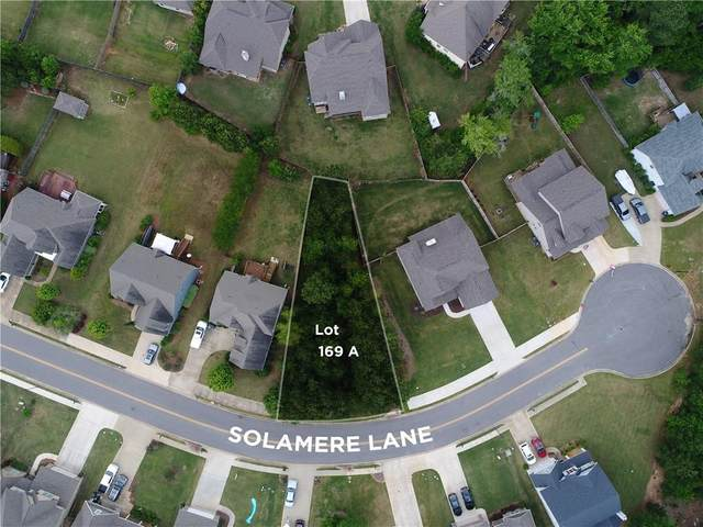 293 Solamere Lane, AUBURN, AL 36832 (MLS #145346) :: Crawford/Willis Group
