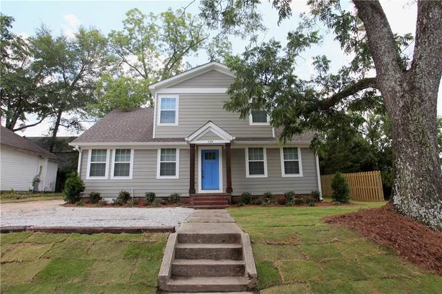 139 Bragg Avenue, AUBURN, AL 36830 (MLS #145493) :: The Brady Blackmon Team