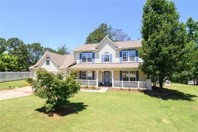 893 Tulane Road, AUBURN, AL 36380 (MLS #145500) :: Crawford/Willis Group