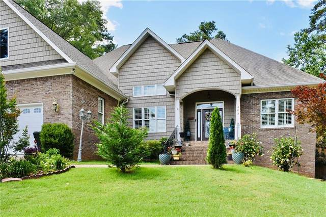 303 Hillcrest Court, OPELIKA, AL 36801 (MLS #145556) :: The Brady Blackmon Team