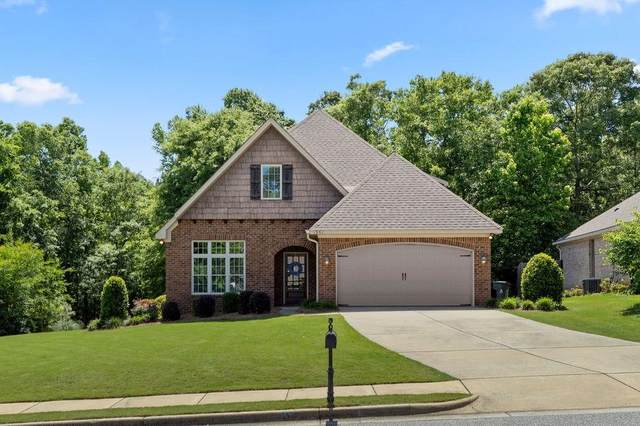 1961 Keystone Drive, AUBURN, AL 36830 (MLS #145683) :: Crawford/Willis Group
