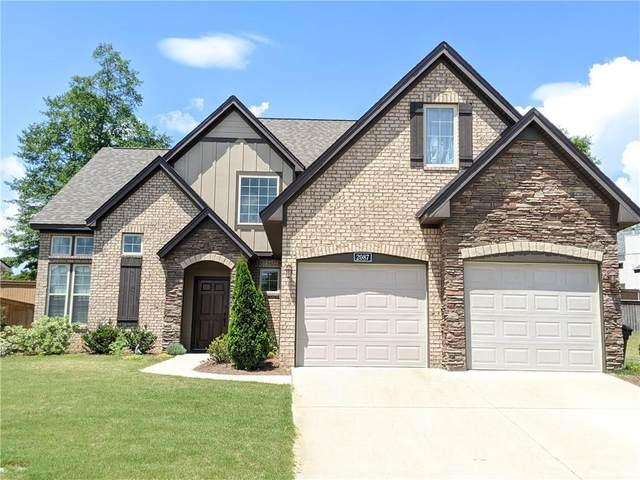 2087 Mohican Drive, AUBURN, AL 36879 (MLS #145714) :: Crawford/Willis Group