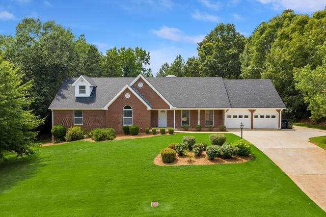 1983 Highridge Lane, AUBURN, AL 36830 (MLS #145756) :: Crawford/Willis Group