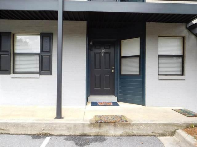 315 E Magnolia Avenue #110, AUBURN, AL 36830 (MLS #145784) :: The Brady Blackmon Team
