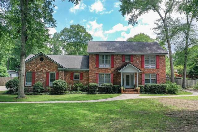 876 Lee Road 227, SMITH STATION, AL 36877 (MLS #145827) :: The Brady Blackmon Team