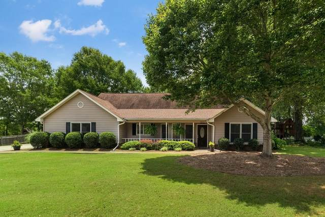 1667 S Camden Court, AUBURN, AL 36830 (MLS #145829) :: Crawford/Willis Group