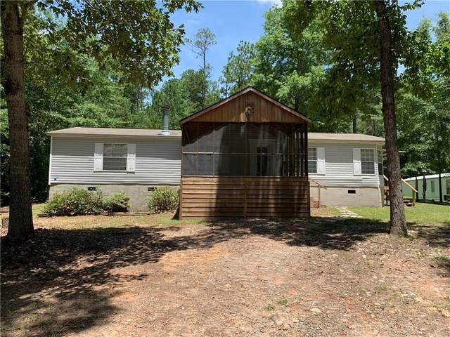 1368 Holiday Drive, DADEVILLE, AL 36853 (MLS #145830) :: Crawford/Willis Group